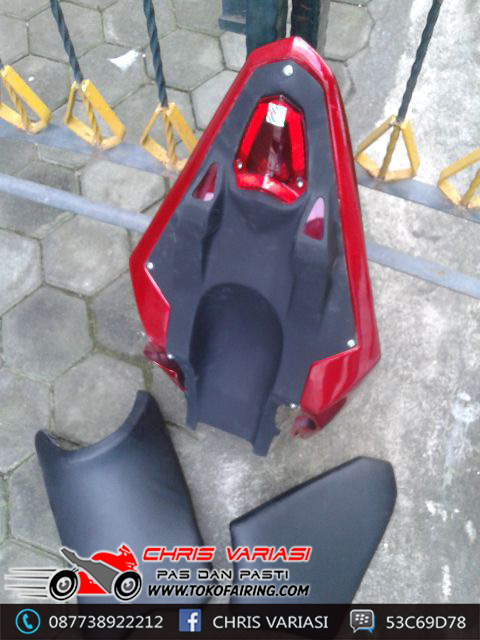 Body Belakang Verza Custom