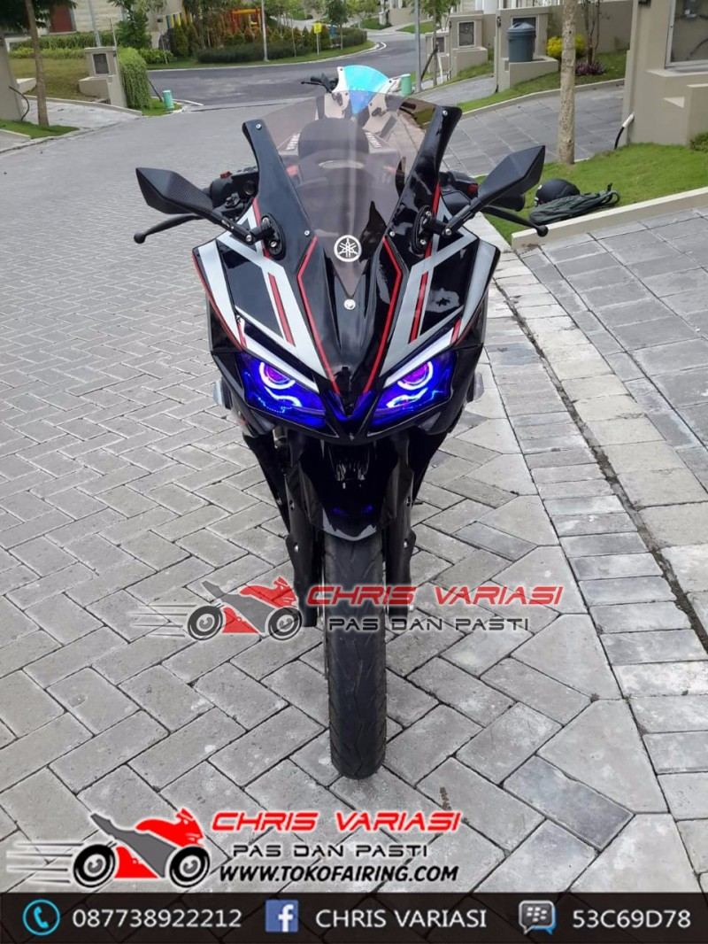 FAIRING FULL SET New Vixion Full Fairing Tokyo Concept Mix