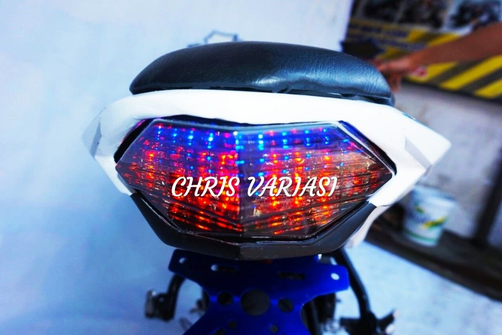 Body Belakang model Ninja Fi Cb 150R