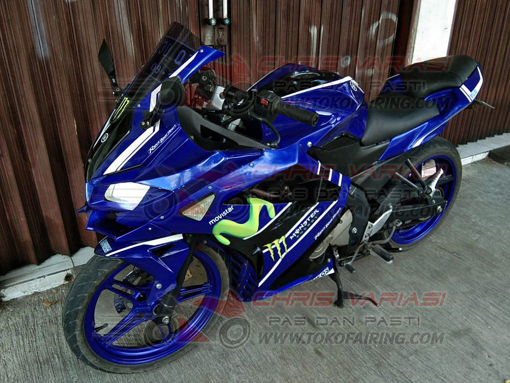Full Fairing Cbr Tokyo mix body Ninja Fi New Vixion Advance